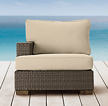Del Mar Left-Armchair Cushions