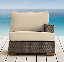 Del Mar Right-Armchair Cushions