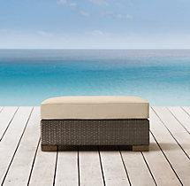 Del Mar Ottoman Cushions