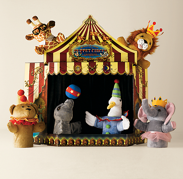 Circus Puppet Theater