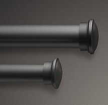 Estate Extension Rod - Oil-Rubbed Bronze
