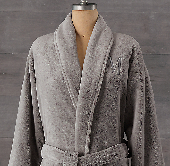 Luxury Plush Long Robe. COLOR PREVIEW UNAVAILABLE. Alternate view 1  Alternate view 2 Alternate view 3 ... ea694a9be