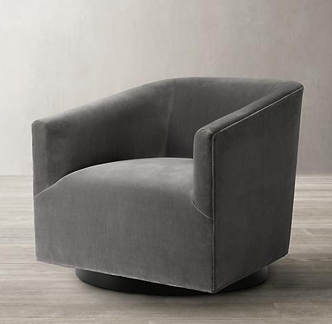 Swivel Rocker Chair Hardware Modern Contemporary Swivel