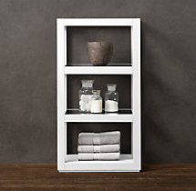 Hutton Open Shelf Hutch