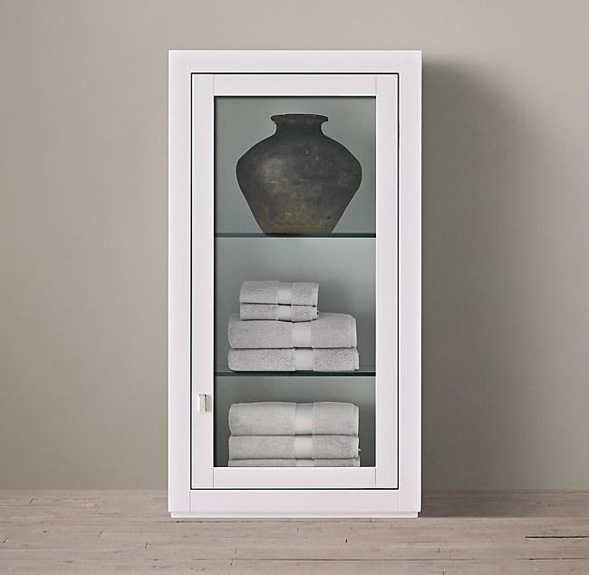 Hutton Glass Door 37 Hutch