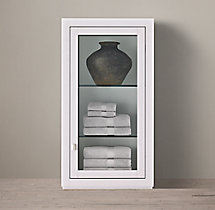 Hutton Glass Door Hutch