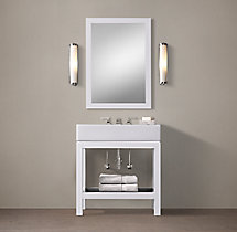 Hutton Single Console Washstand