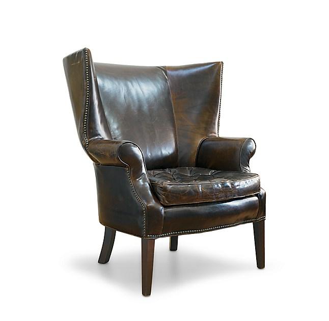 Drake Wingback Chair
