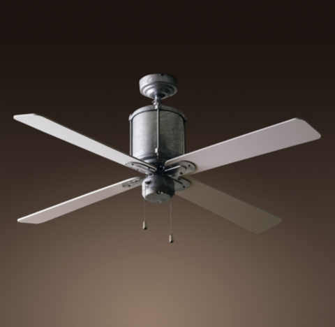 industry ceiling fan. Black Bedroom Furniture Sets. Home Design Ideas