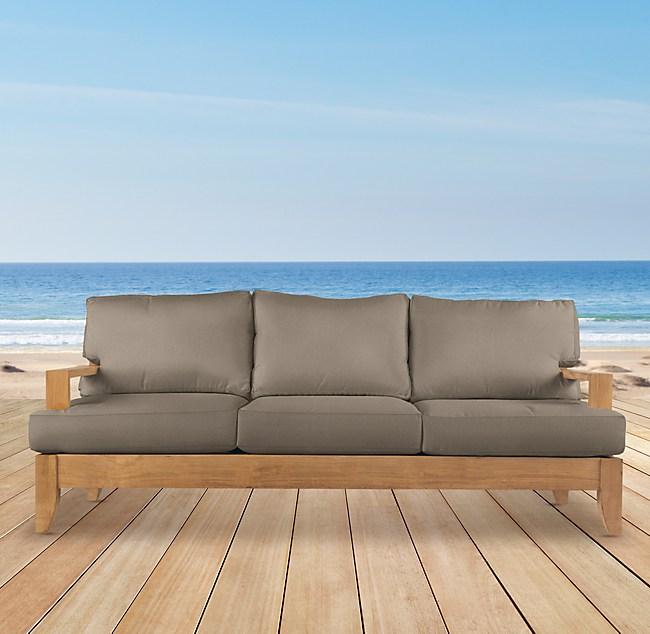 "79"" Santa Barbara Sofa Cushions"