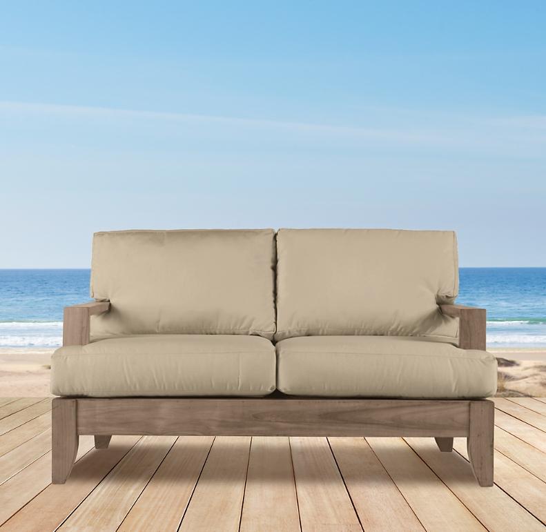 55 Santa Barbara Sofa Cushions