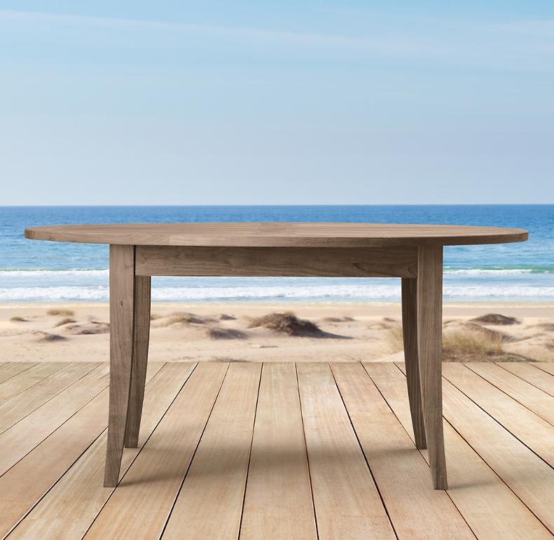 Santa Barbara Round Dining Table