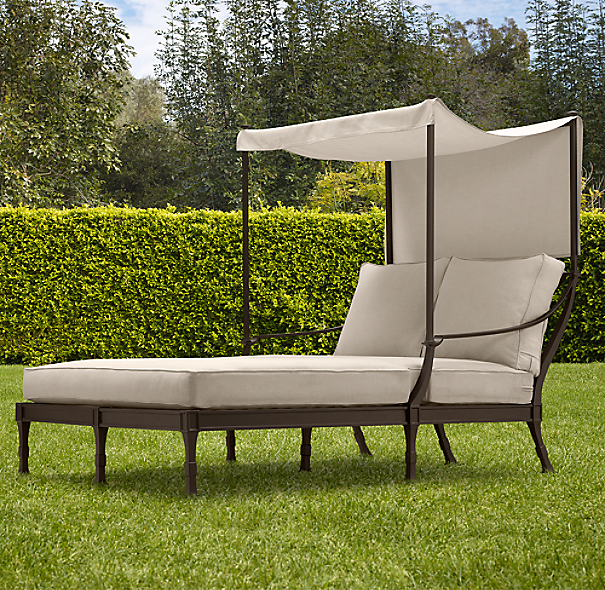 Antibes Canopy Daybed on Belham Living Lilianna Outdoor Daybed id=38242