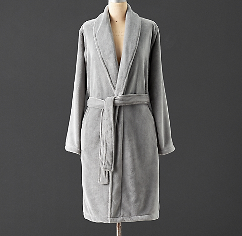 Luxury Robes & Slippers Collection | RH
