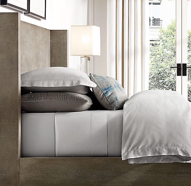 b362c59f4c90 Italian 1000-Thread-Count Luxe Sateen Bedding Collection