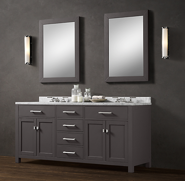Hutton Double Vanity Sink
