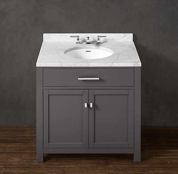 Hutton Single Vanity Sink