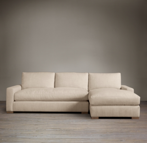 Maxwell RightArm Sofa Chaise Sectional