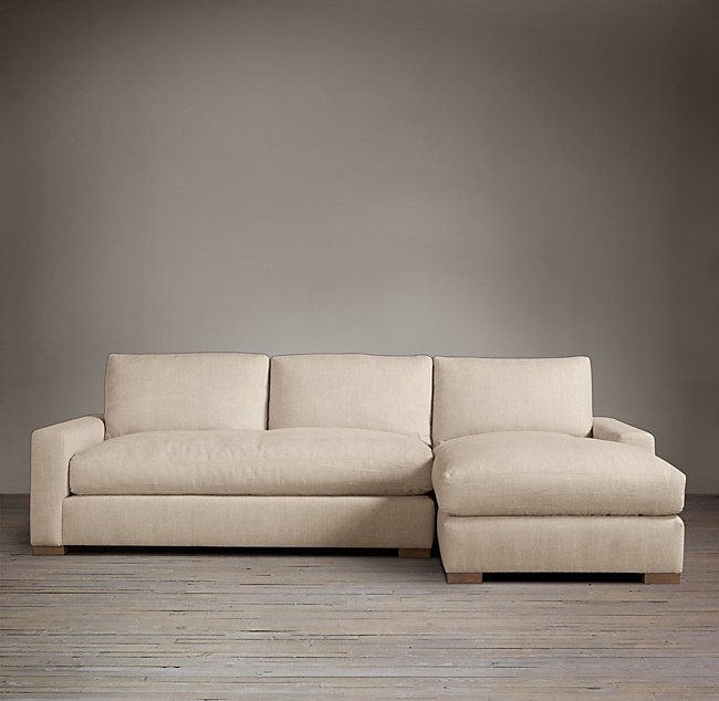 Maxwell Right Arm Sofa Chaise Sectional