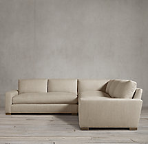 Preconfigured Maxwell Upholstered Corner Sectional