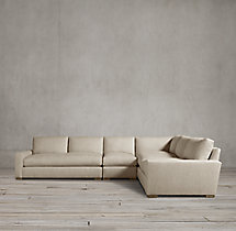 Preconfigured Maxwell Upholstered L-Sectional