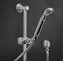Lugarno Wall-Mount Handheld Shower