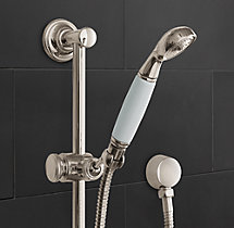 Bistro Wall-Mount Handheld Shower
