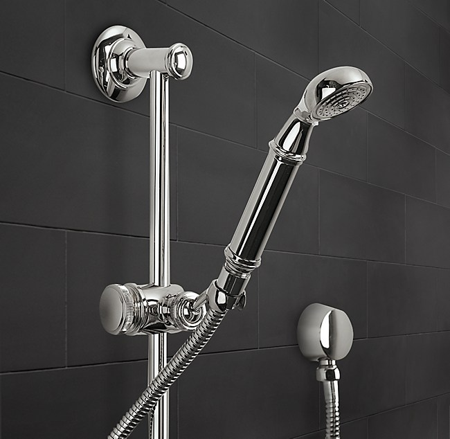 Wall-Mount Handheld Shower
