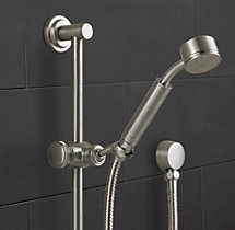 Spritz Wall-Mount Handheld Shower