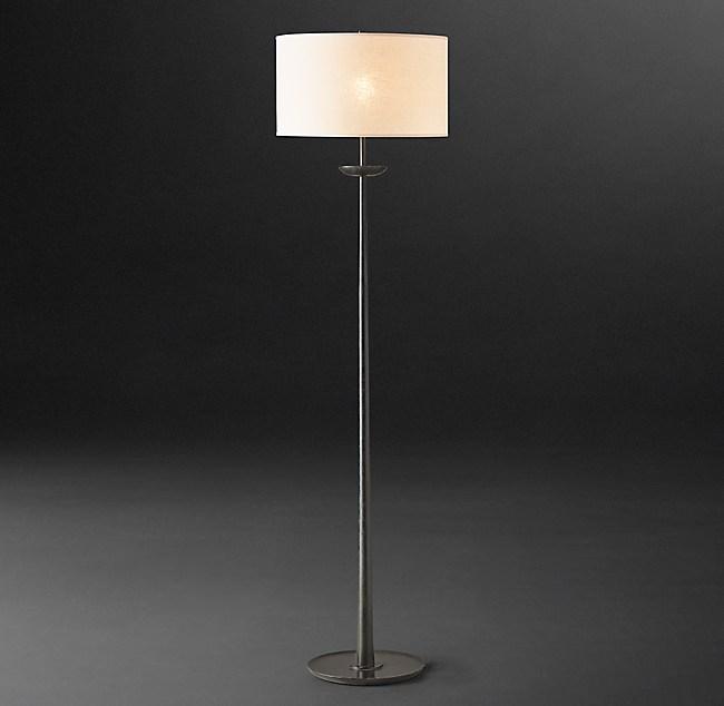 All floor lighting rh beaumont floor lamp aloadofball Choice Image