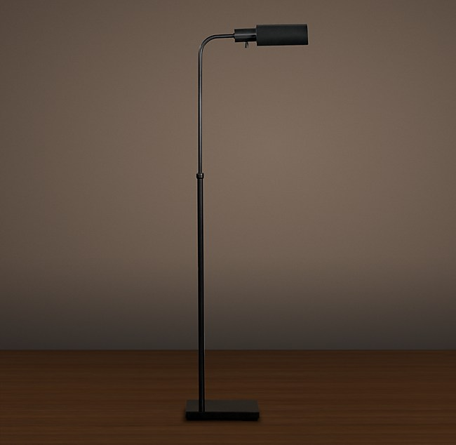 Restoration Hardware Floor Lamp Bronze Gurus Floor