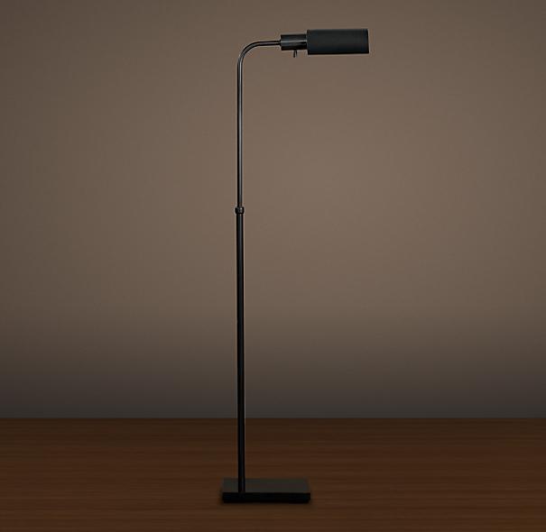 Classic Adjustable Task Floor Lamp
