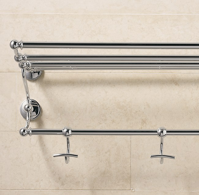 Restoration Hardware Towel Rack Instructions Cosmecol