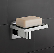 Modern Wall-Mount Soap Dish