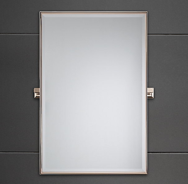 dillon traditional pivot mirror 16358