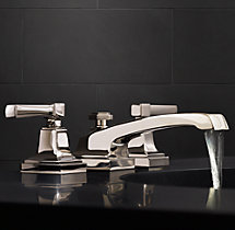 "Dillon Lever-Handle 8"" Widespread Faucet"