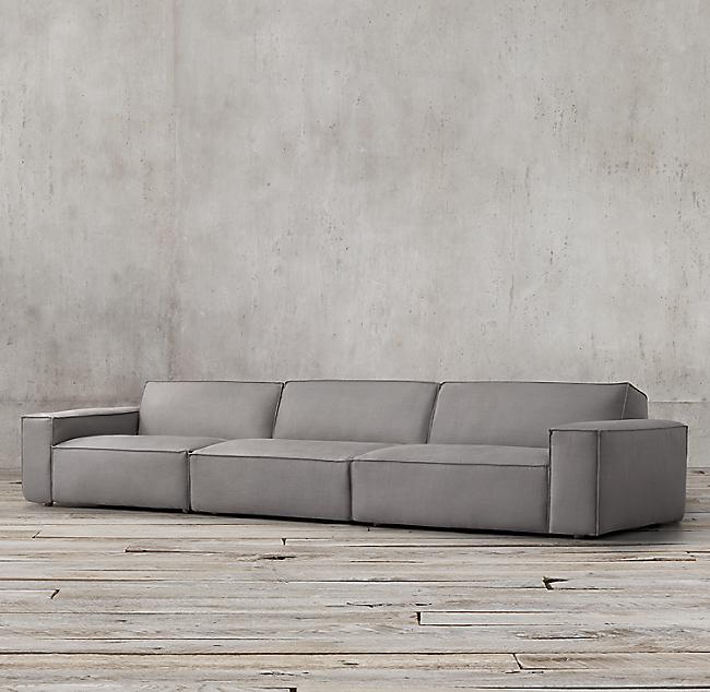 Amazing Como Modular Sofa Uwap Interior Chair Design Uwaporg