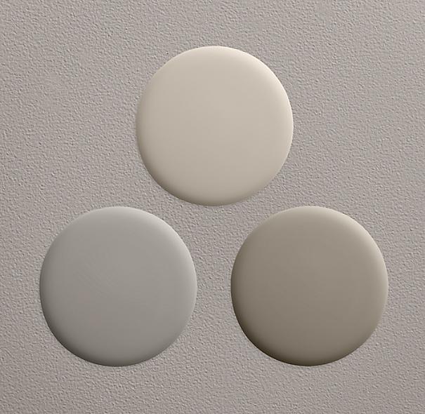 Restoration Hardware Slate Paint Color