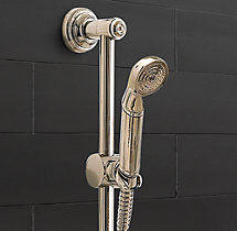Campaign Wall-Mount Handheld Shower