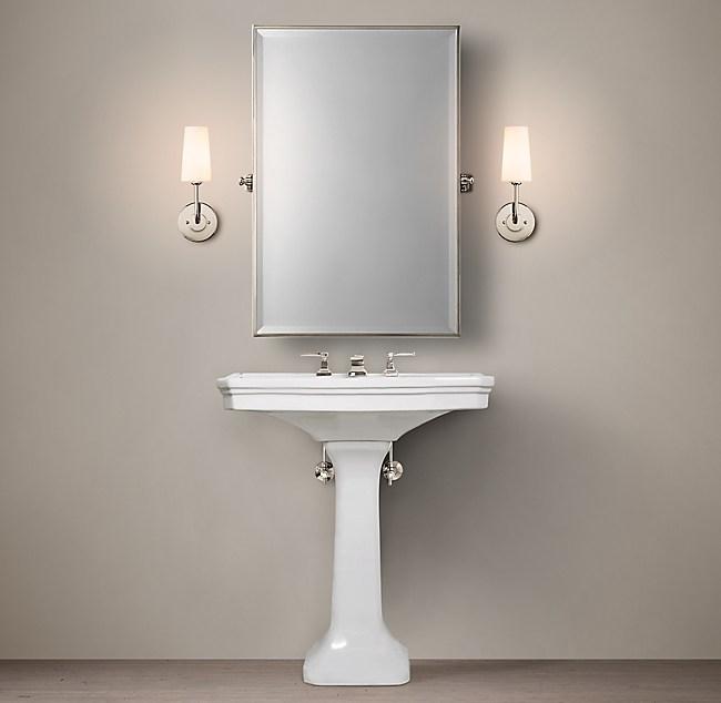 Park Pedestal Sink