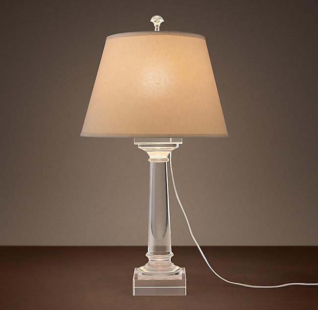 Saxon Table Lamp