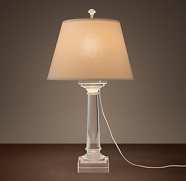 Saxon Table Lamp