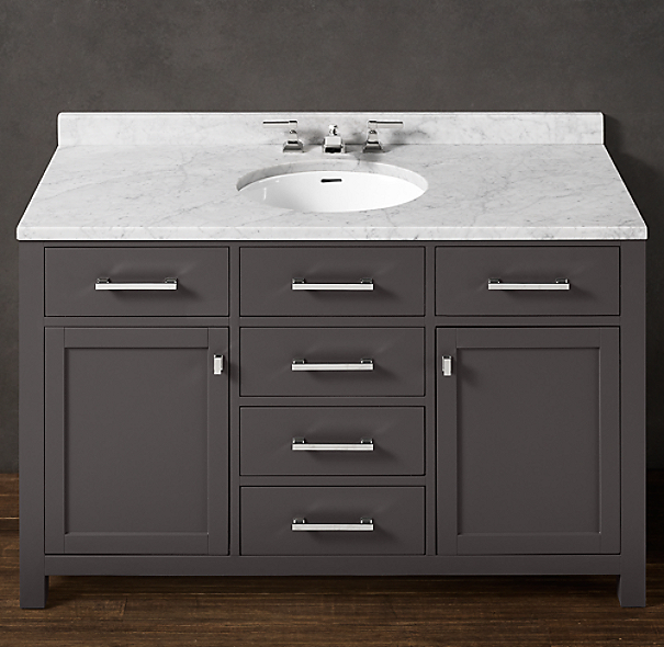 Hutton Extra Wide Single Vanity