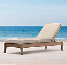 Santa Monica Chaise Cushions