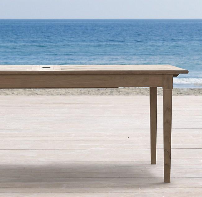 Santa Monica Rectangular Dining Table