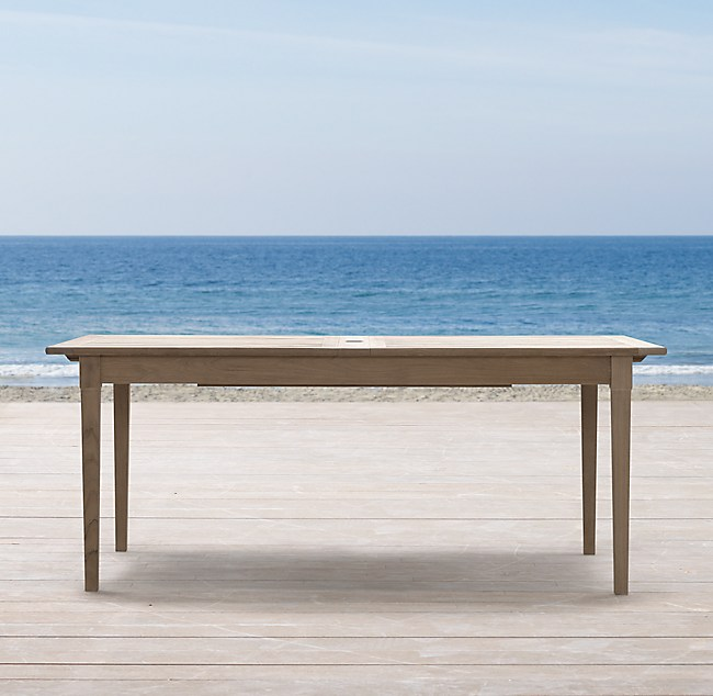 Monica Rectangular Dining Table