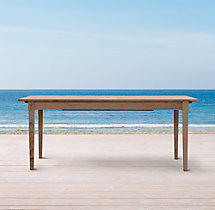 Santa Monica Rectangular Dining Table