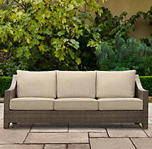 "79""  La Jolla Sofa Cushions"