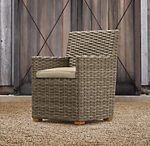 Antigua Armchair Cushion