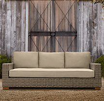 "84"" Antigua Sofa Cushions"
